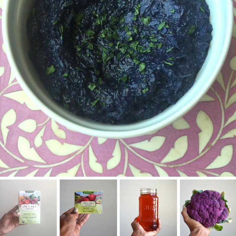 series: Recipes & DIY | Cauliflower Tea Purée