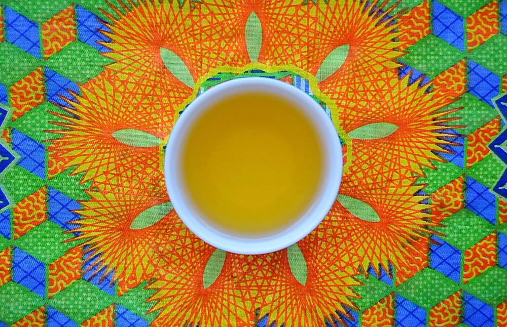 THE HUE: Ashwagandha Root & Jasmine Green Tea | Atman Tea Co.