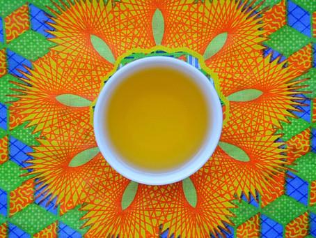 Ashwagandha Root & Jasmine Green Tea | Atman Tea Co.