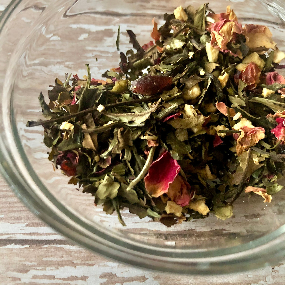 THE SCENT: White Eternal Spring | Adagio Teas