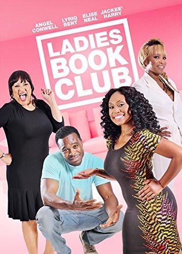 Ladies Book Club movie graphic