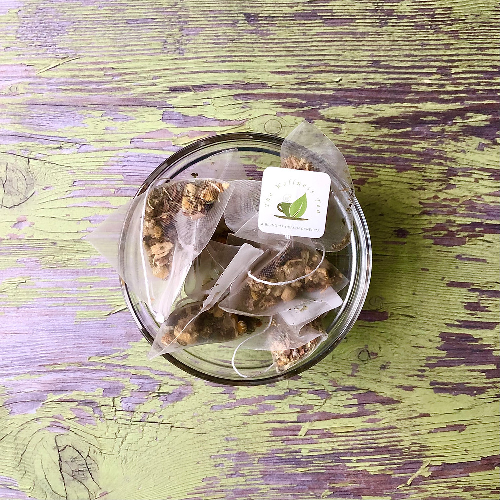 THE SCENT: The Wellness Tea  | www.thewellnesstea.com