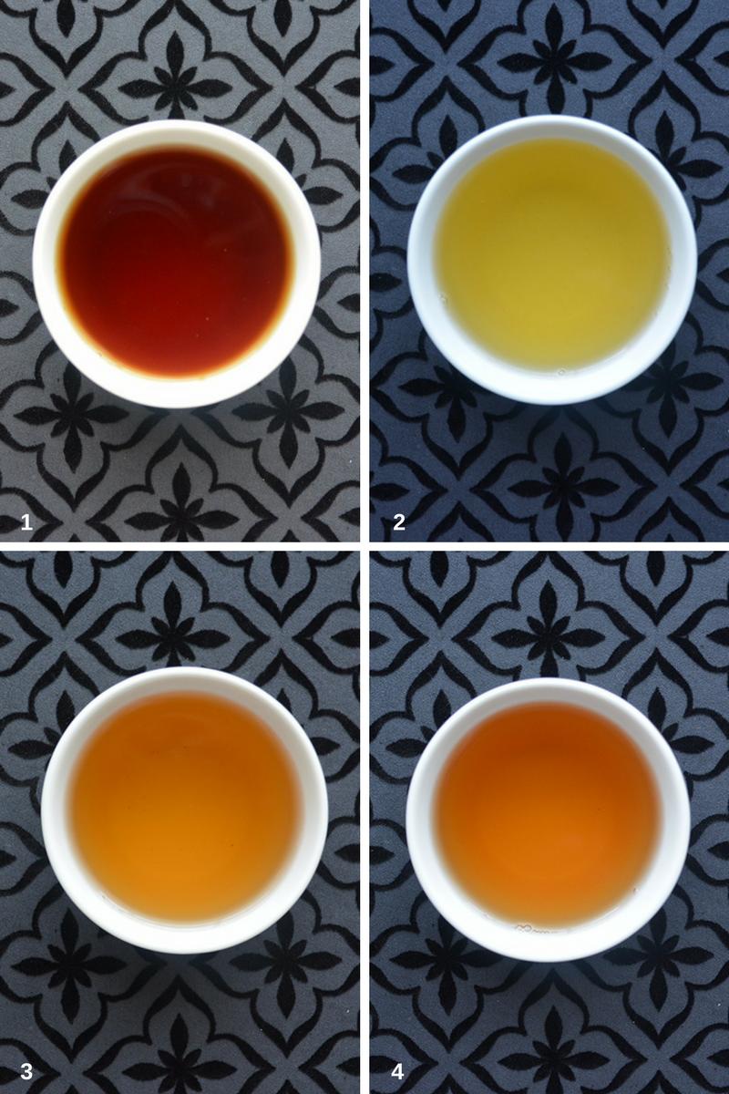 Tea-licious! Try the teas yourself!