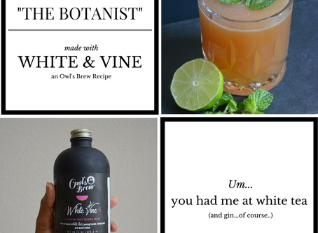 7 Tea Cocktails To Completely Alleviate Tea Sippers Guilt
