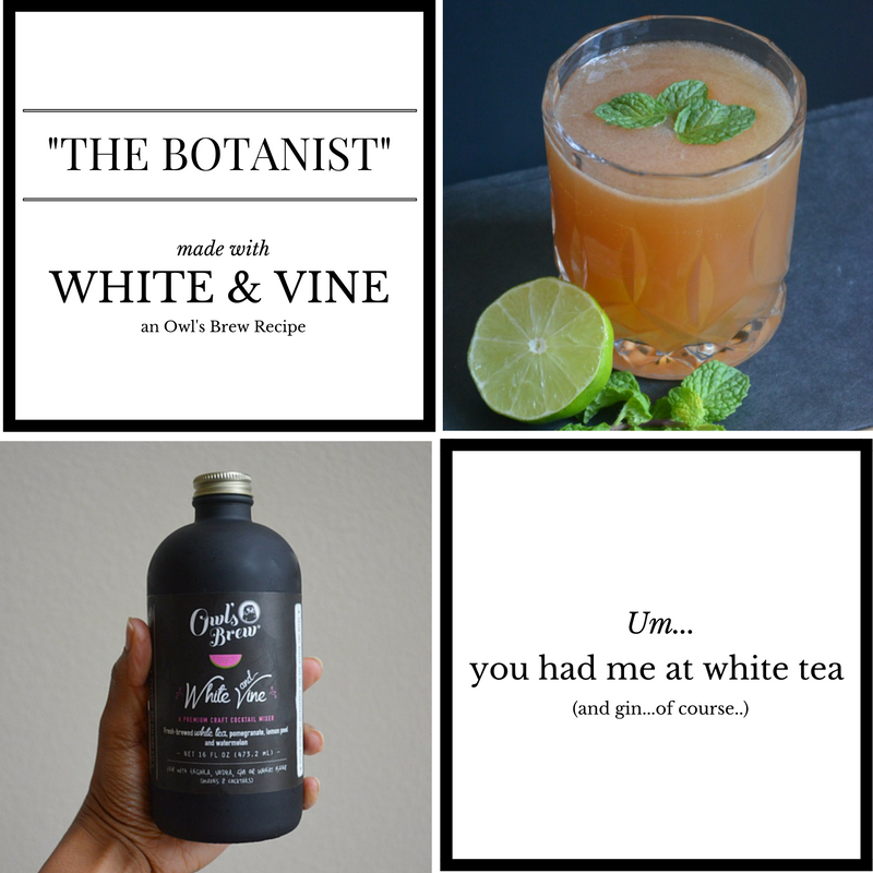 7 Tea Cocktails To Completely Alleviate Tea Sippers Guilt | The Botanist