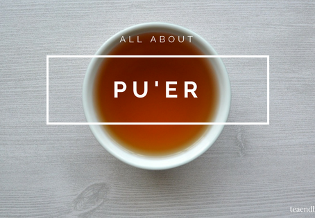 All About Pu'er