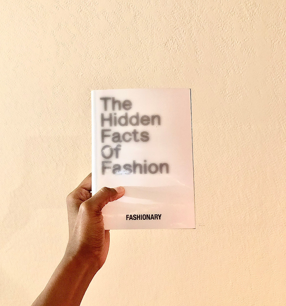 "Book Review: ""The Hidden Facts of Fashion"" by Fashionary"