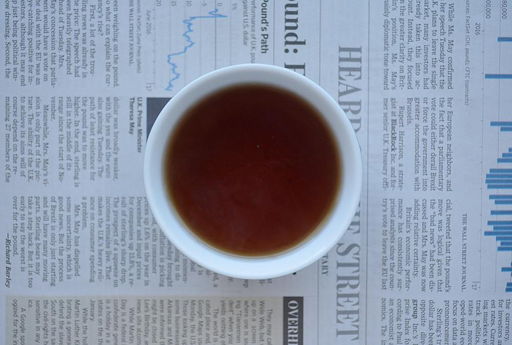 THE HUE: Chocolate Chip Tea | Adagio Teas