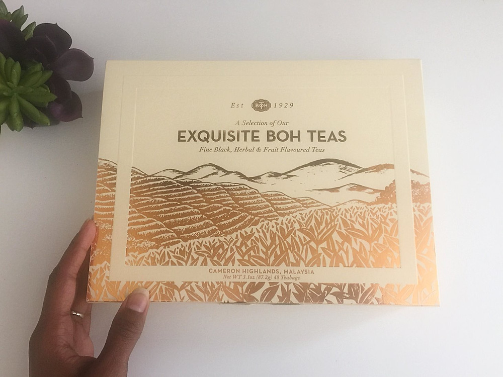 THE EFFECT: Exquisite Tea Selection | BOH