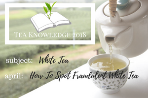 Tea Knowledge | How To Spot Fraudulent White Tea