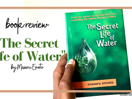 """""""The Secret Life of Water"""" by Masaru Emoto"""