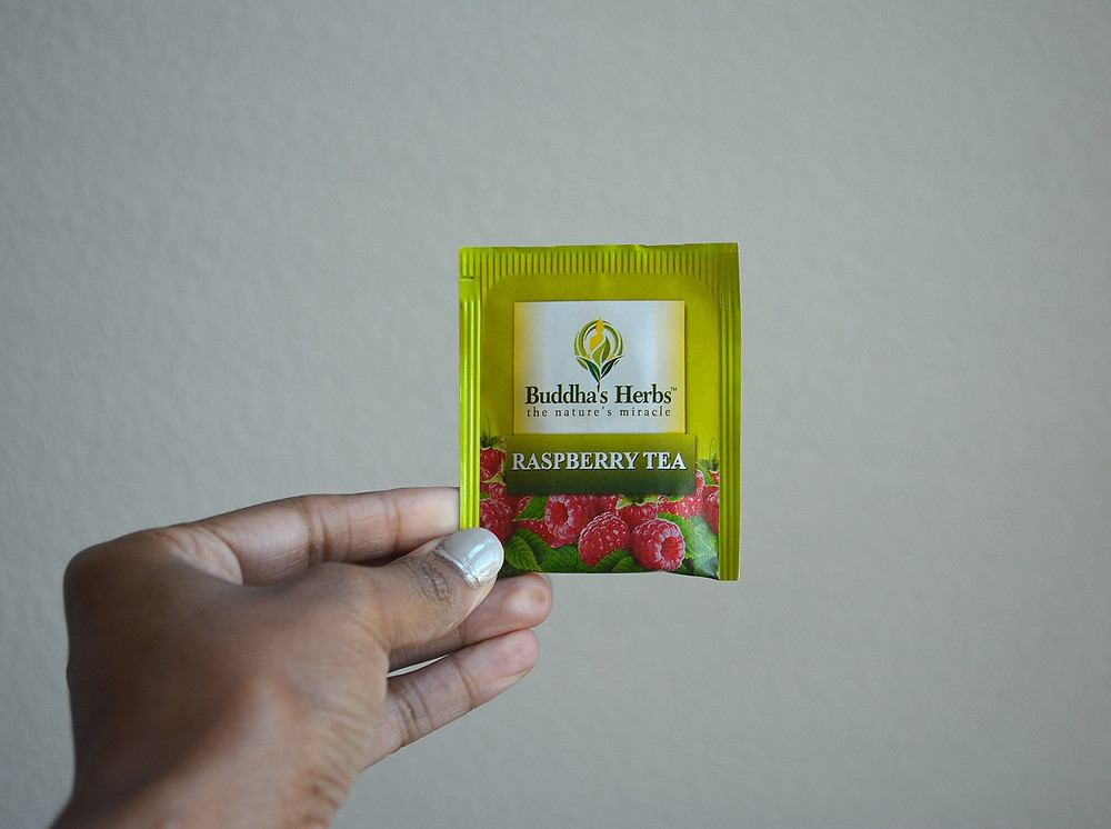 THE SCENT: Raspberry Tea | Buddha's Herbs