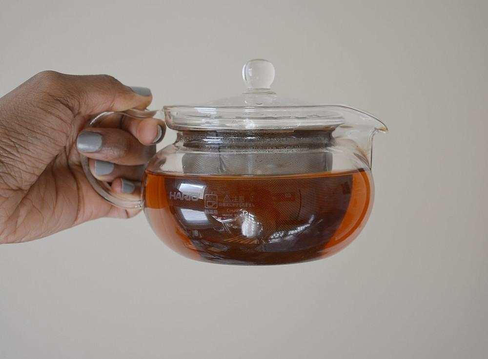 THE SIP:  Yu Chi Red Jade | Origins Tea