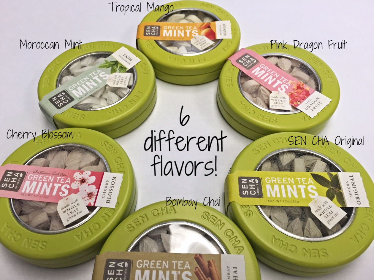 Six Different Flavors!