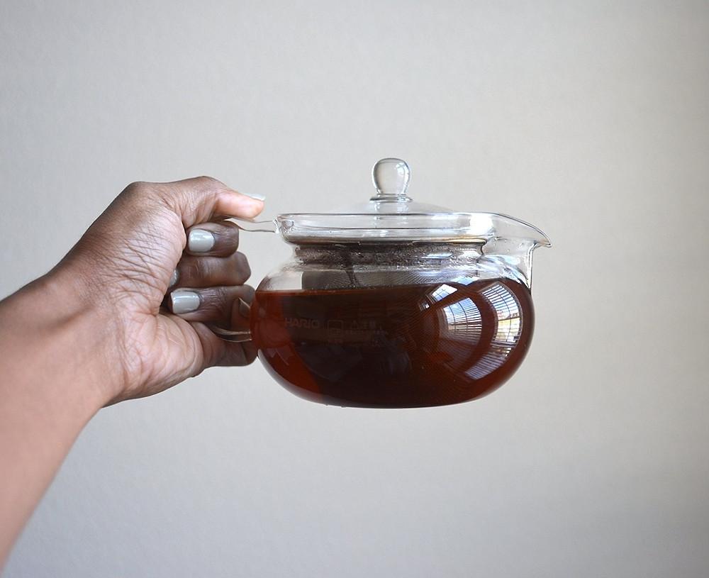 Top Ten Teas of 2016 | Rose Petal Black Tea by The Tao of Tea