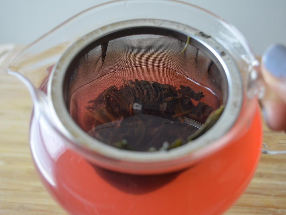 THE SCENT:  Purple Tea | JusTea