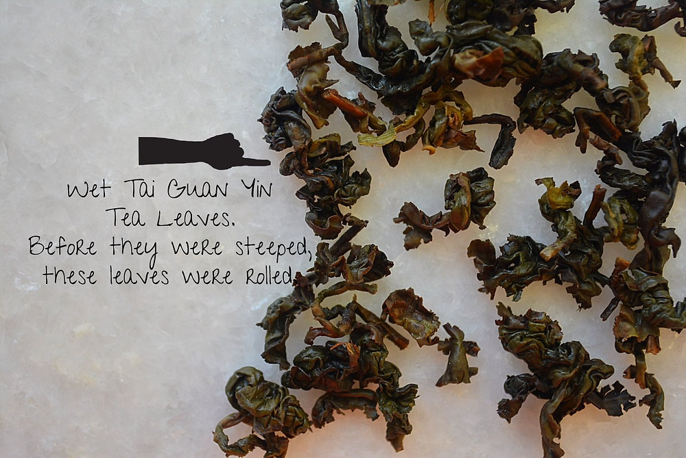 THE SCENT:  Tie Guan Yin | Origins Tea