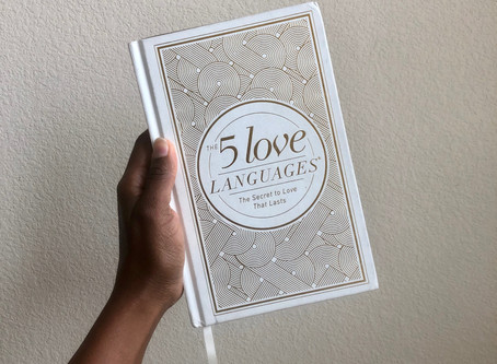 """""""The 5 Love Languages"""" by Gary Chapman"""