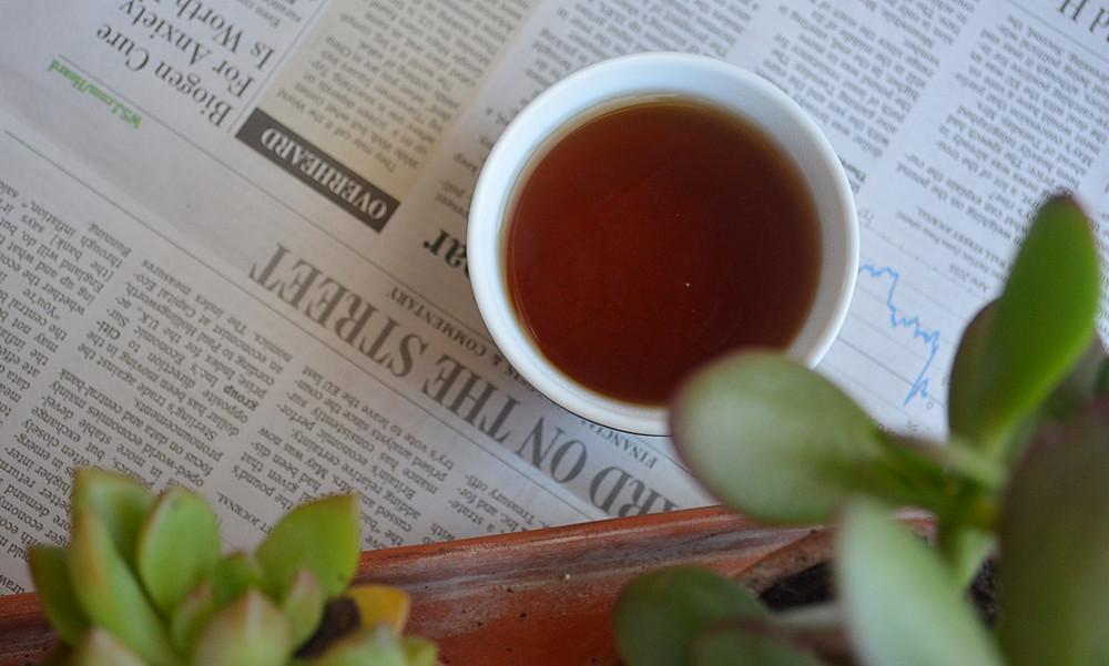 THE SCENT: Chocolate Chip Tea | Adagio Teas