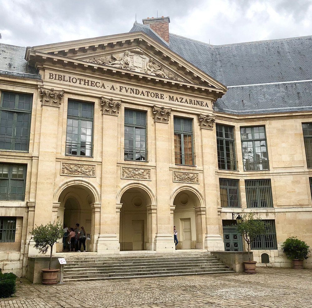 The Mazarin Library | Paris, France