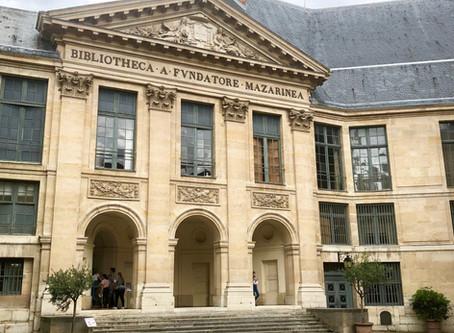The Mazarin Public Library | Paris, France