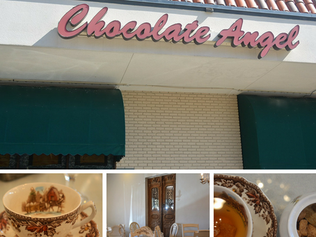 The Chocolate Angel Tearoom | Richardson, TX