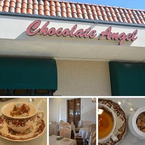 The Chocolate Angel Tearoom   Richardson, TX