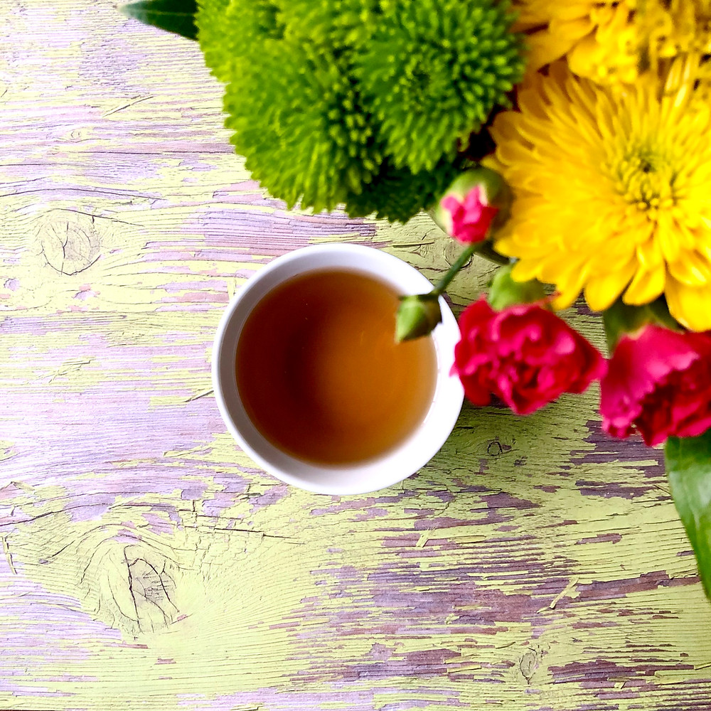 THE HUE: The Wellness Tea  | www.thewellnesstea.com