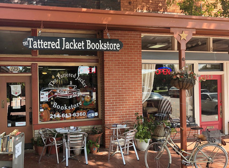 The Tattered Jacket Bookstore | Lancaster, TX