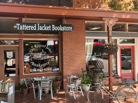 The Tattered Jacket Bookstore | Lancaster, TX