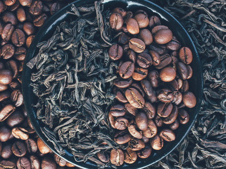 Tea vs. Coffee - Must You Really Choose?