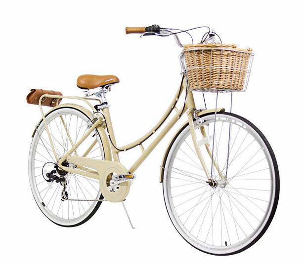 My Dream Bike: XDS Nadine City 7-Speed Step-Through 700c Bicycle