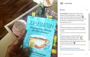 Book Review | Tea-spiration by LuAnn Pannunzio