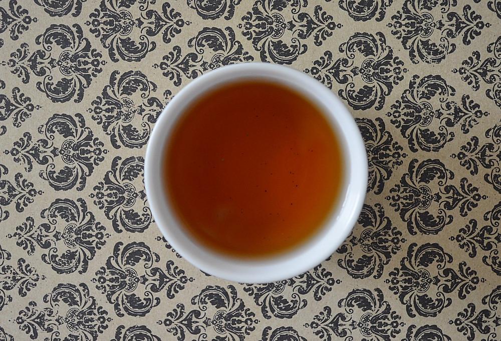 THE HUE: Vanilla Bean Organic Black Tea Blend | Arbor Teas