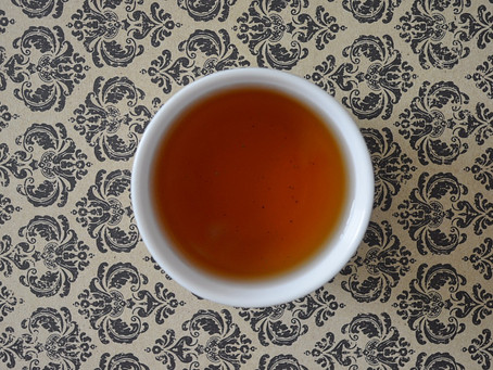 Vanilla Bean Organic Black Tea Blend | Arbor Teas