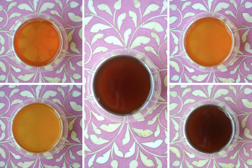 THE HUE: Organic Tea Sampler | PIQUE