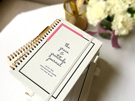 It's Here: The Grace & Gratitude Journal!