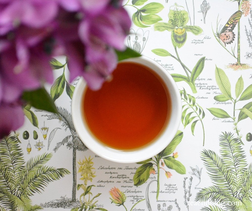 Tea Reviews: Paris | Harney & Sons