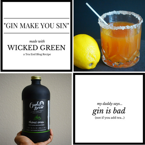 7 Tea Cocktails To Completely Alleviate Tea Sippers Guilt | Gin Make You Sin