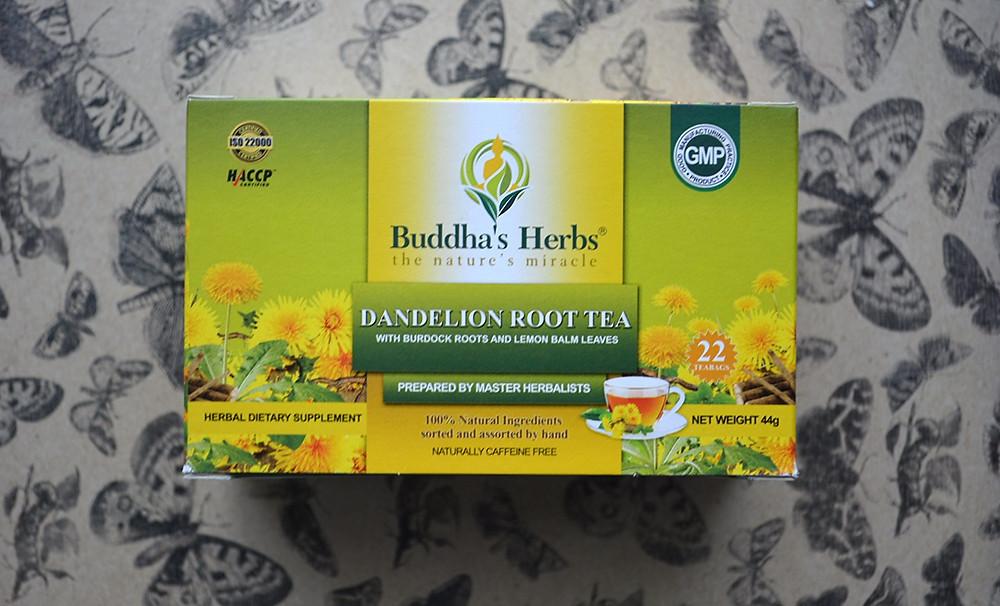 THE SCENT: Dandelion Root Tea | Buddha's Herbs