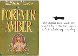 Book Review | Forever Amber by Kathleen Winsor