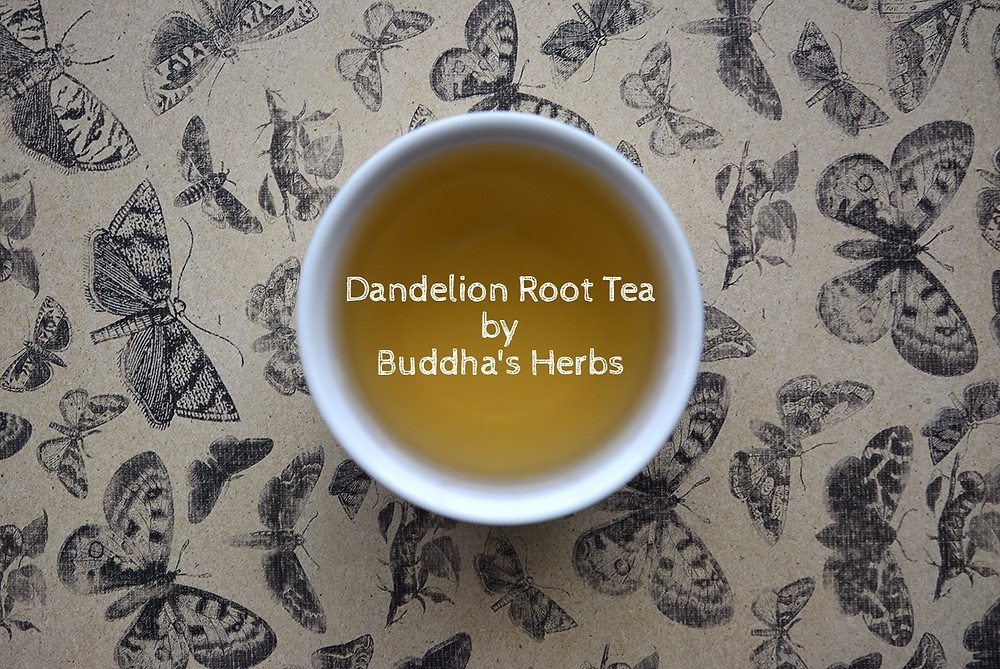 Dandelion Root Tea by Buddha's Herbs Tea Review