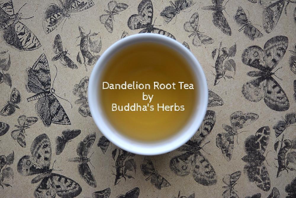 Dandelion Root Tea by Buddha's Herbs Tea Review