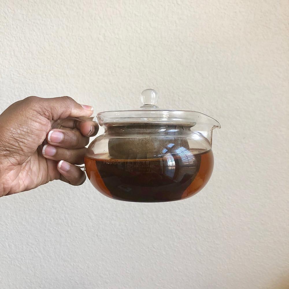 THE SIP: Himalaya Mist Darjeeling | Dobrá Tea