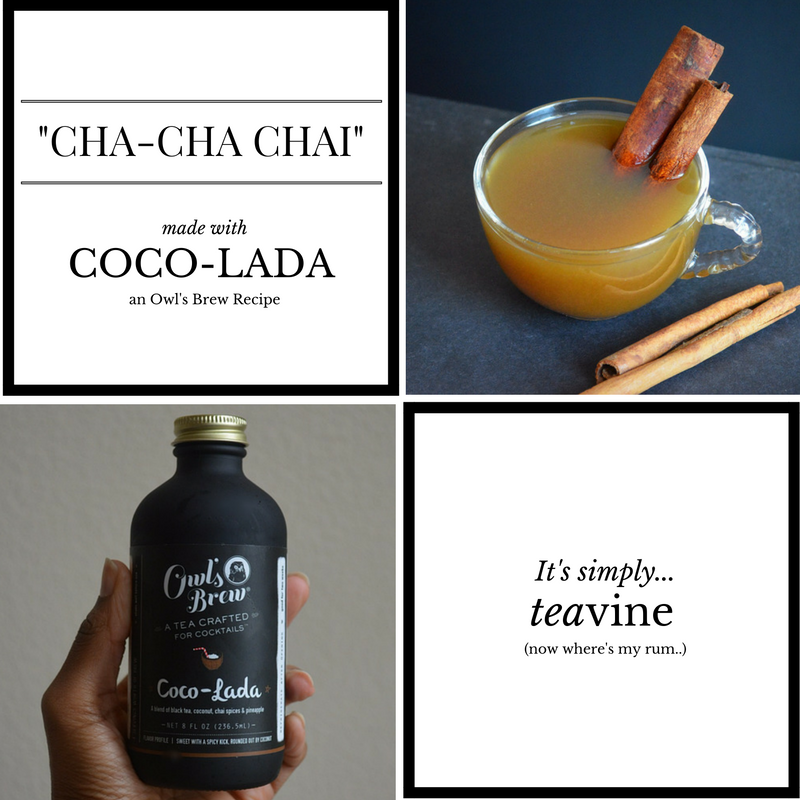 7 Tea Cocktails To Completely Alleviate Tea Sippers Guilt | Cha-Cha Chai