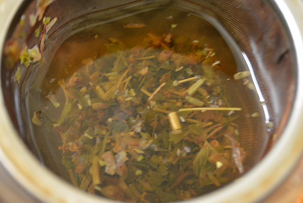 THE SCENT:  Dream On Tea | K&G Blended