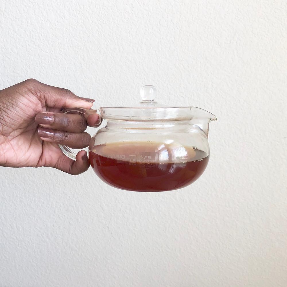 THE SIP: Golden Moon Tea | French Breakfast