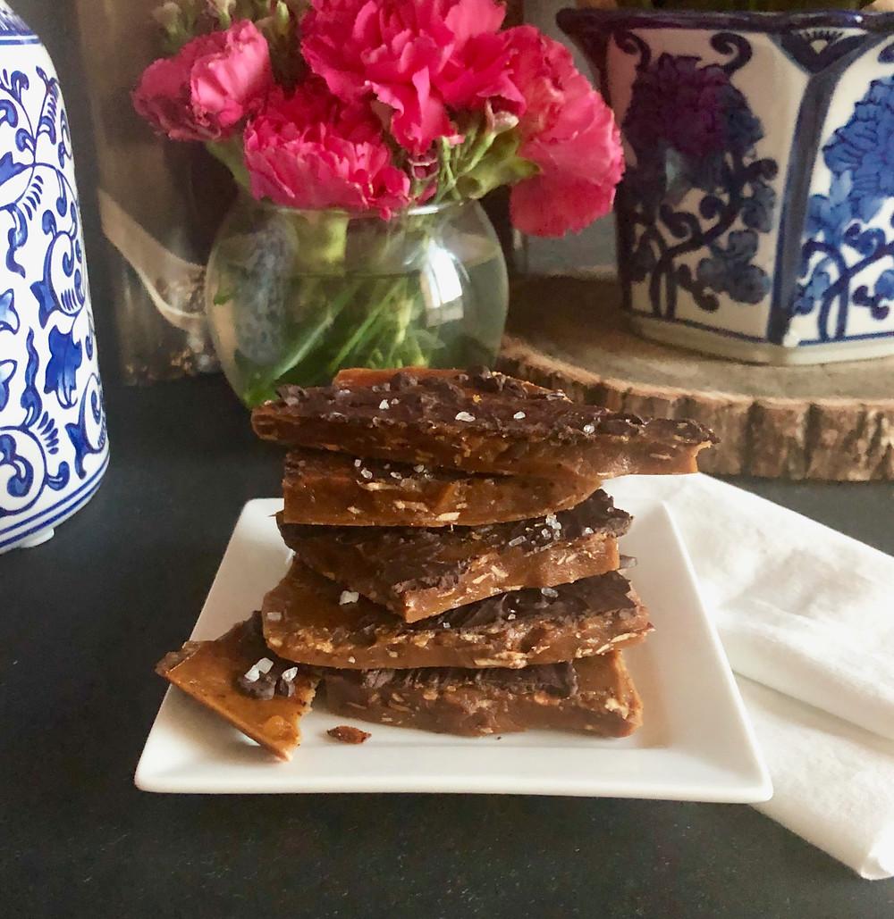 Milk Chocolate Keemun Truffles