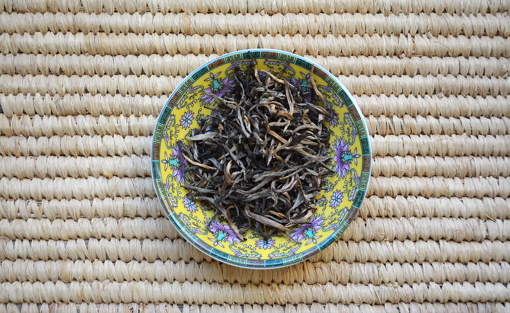 THE EFFECT: Golden Dragon Yellow Tea | Teavana
