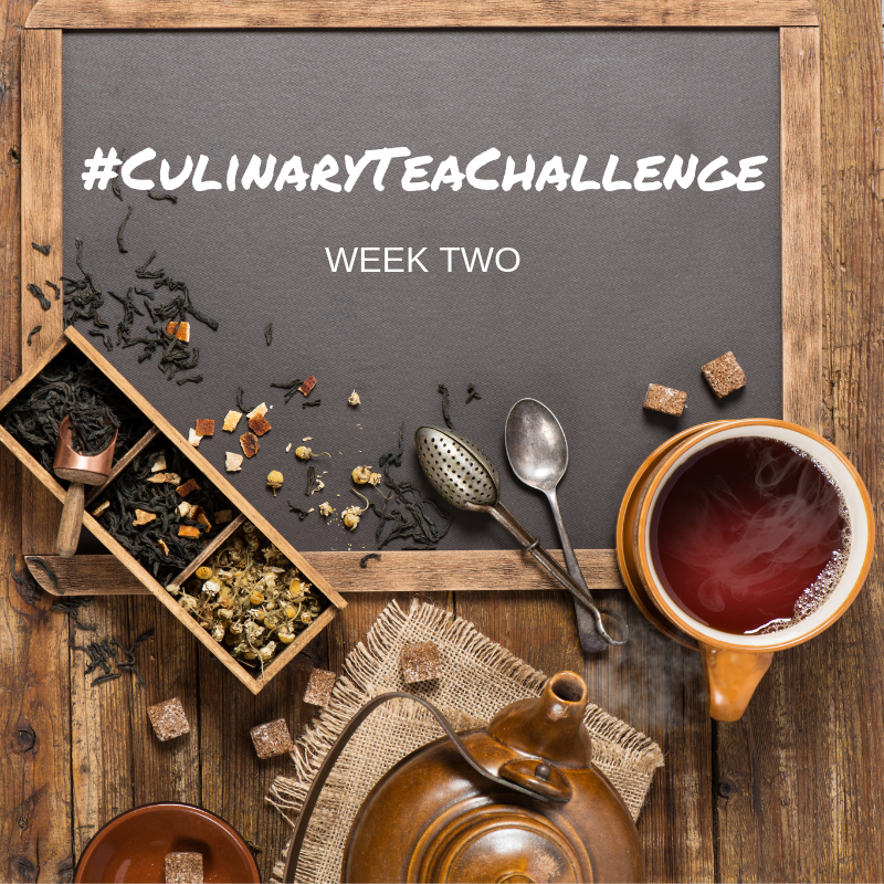 #CulinaryTeaChallenge : Week Two